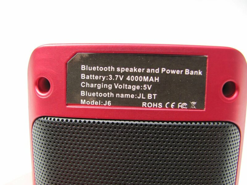 ChinaBuye: Bluetooth-колонка с FM-радио и функцией Power Bank