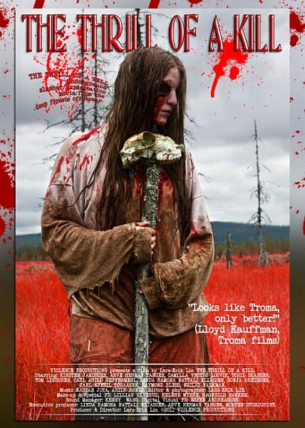 Боязнь убийства / The Thrill of a Kill (2011) DVDRip
