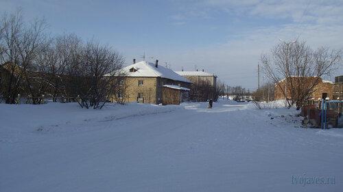 Фото города Инта №3827  Чернвоа 6 и 8 19.02.2013_13:12