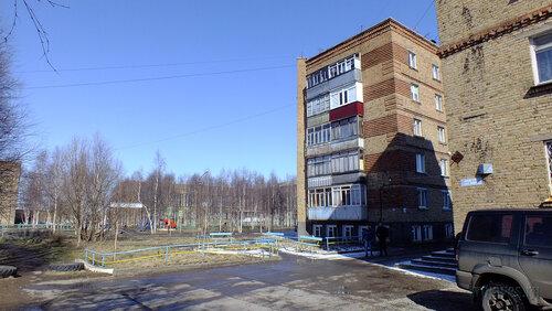 Фото города Инта №4123  Мира 25 и 25а 30.04.2013_12:15
