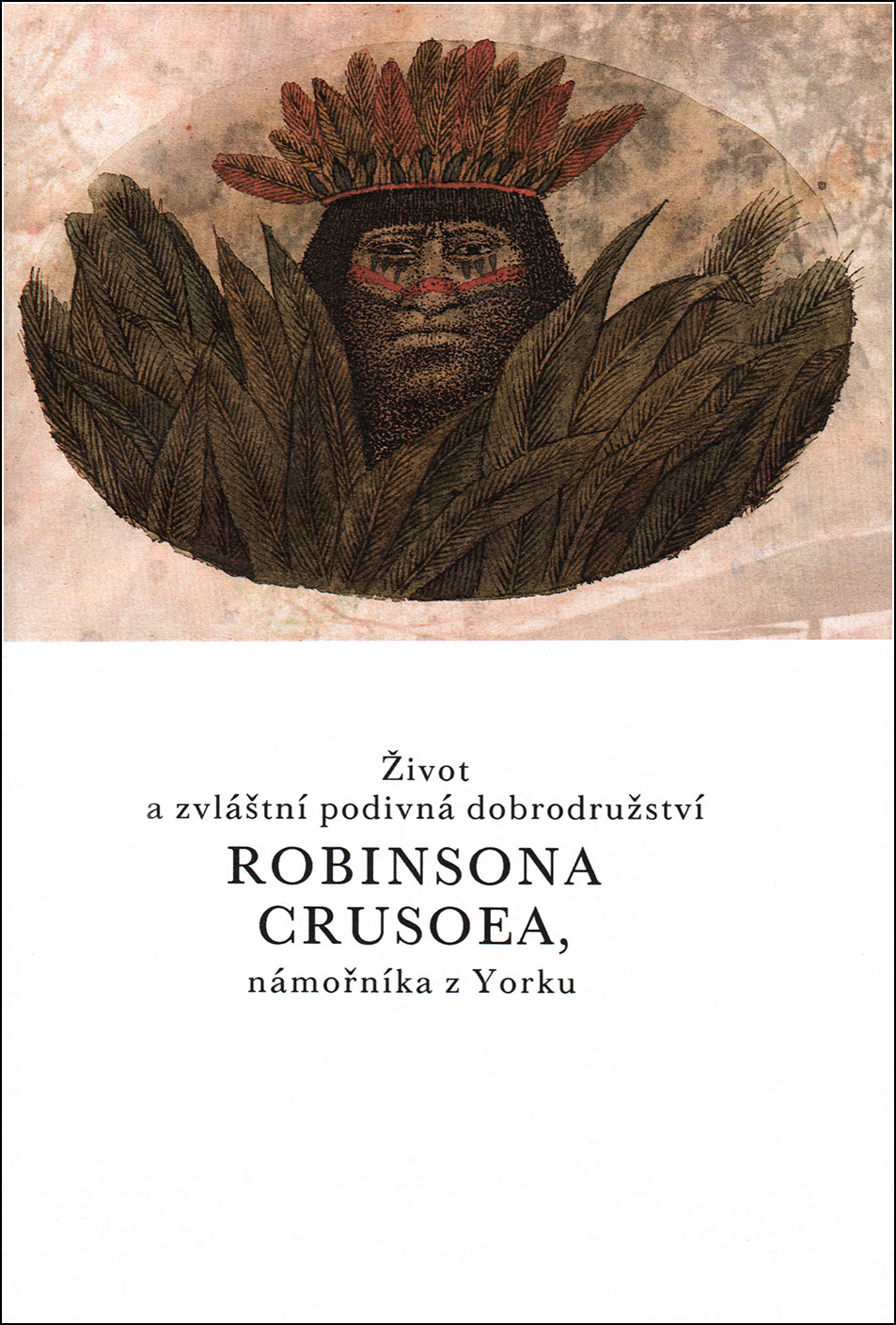 Adolf Born, Robinson Crusoe