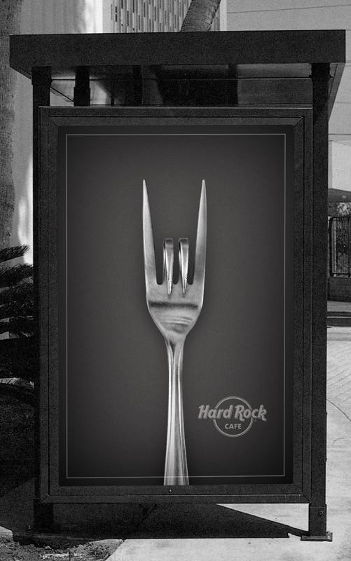 Hard Rock Cafe. История бренда. От The Doors до семинолов. Плюс много рекламных постеров
