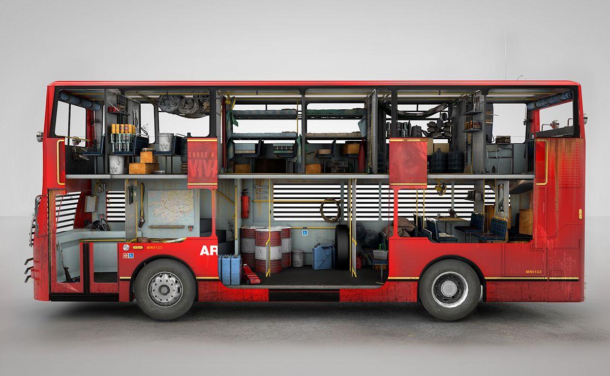 9 Микроавтобус почты Просто поразительно, как мирное, повседневное транспортное средство может стать