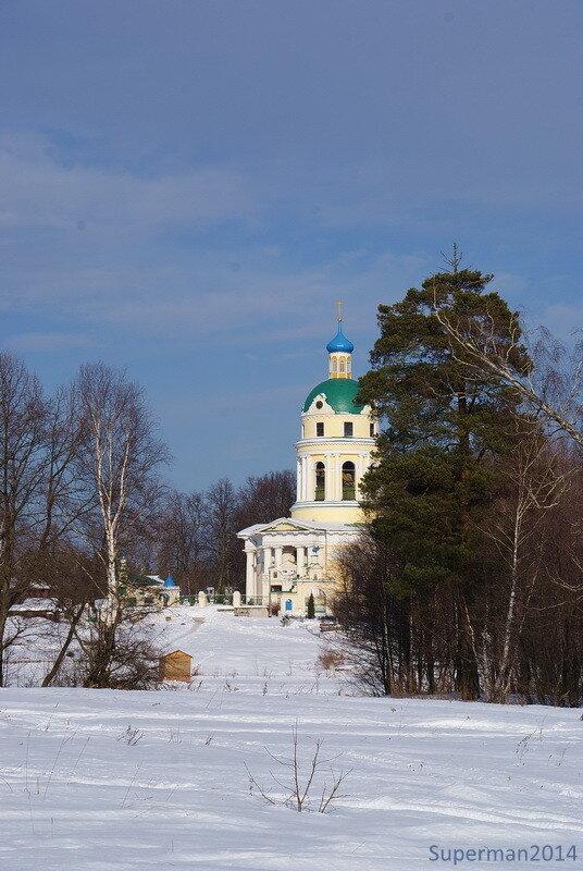 Церковь Николая Чудотворца в Гребнево