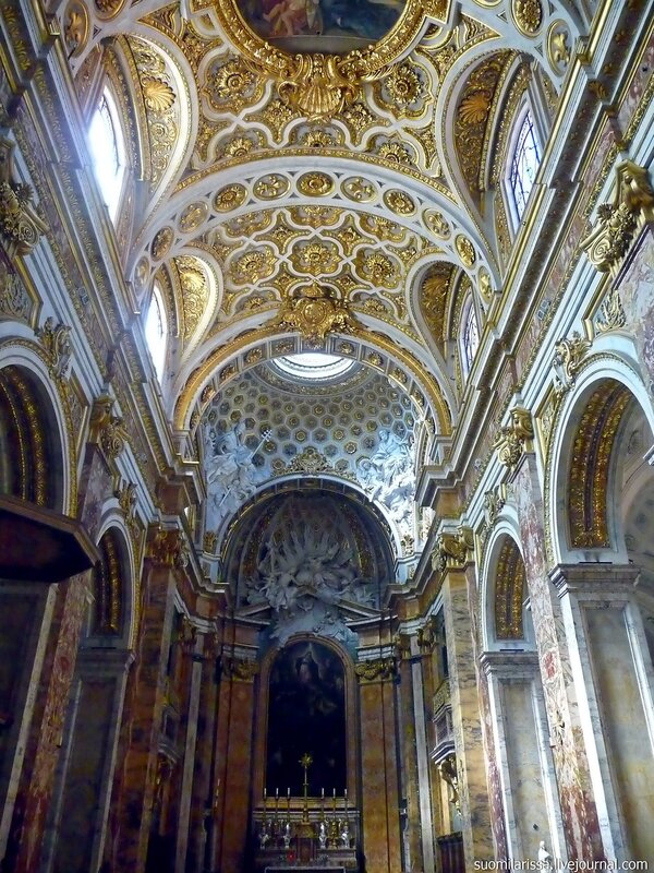 Chiesa di S. Luigi dei Francesi.