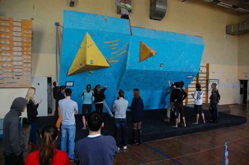 Открытый чемпионат Ростовской области по скалолазанию