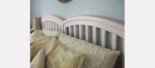 Из детской кроватки