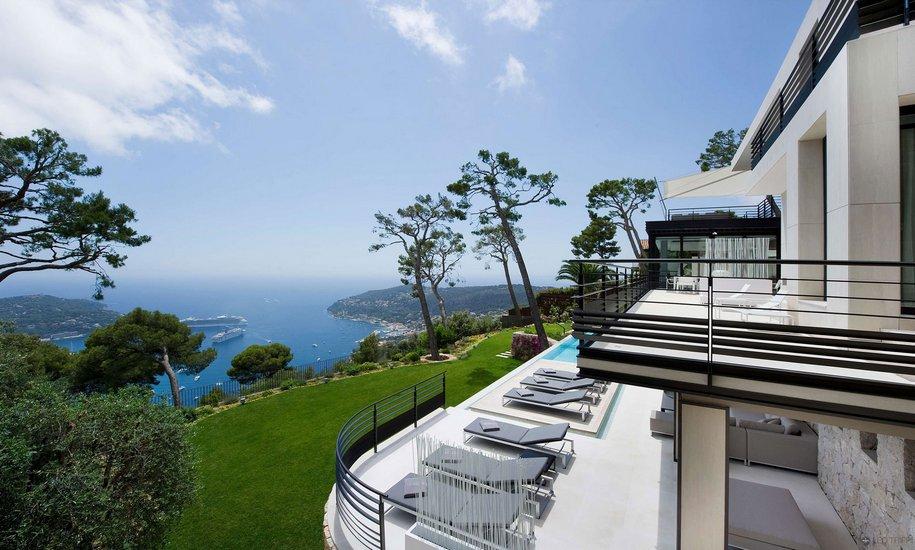 Особняк Bayview Villa в аренду неподалеку от Монако