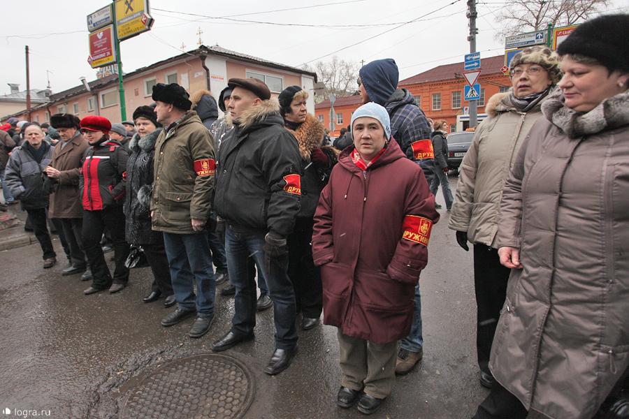 Митинг на Болотной площади против фальсификации выборов 10 декабря 2011г