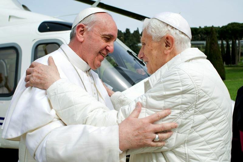 Папы Римские