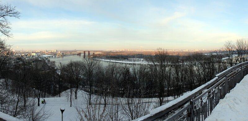 Панорама Днепра