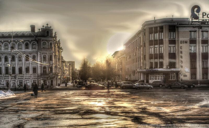 Вологда глазами Ивана Ветра