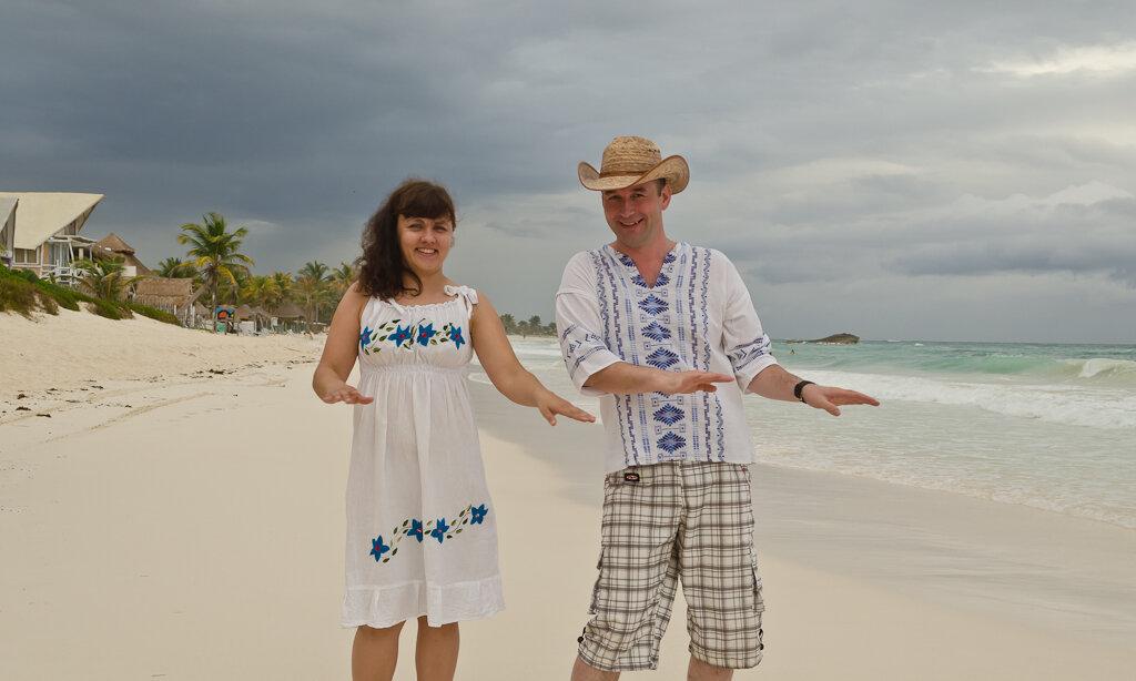Хороши денечки в Мексике. Отзывы об отдыхе на Карибском море