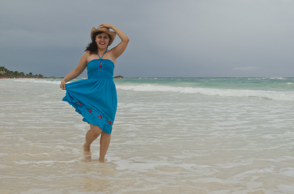 Прогулка у моря. Мексика. Отдых в ноябре. Отзывы