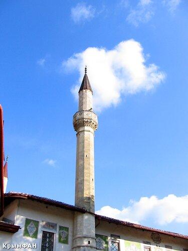 Бесплатнов в Бахчисарай,ский Ханский дворец, КрымФАН.