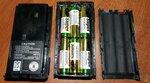 Батарейный отсек для рации самодельный
