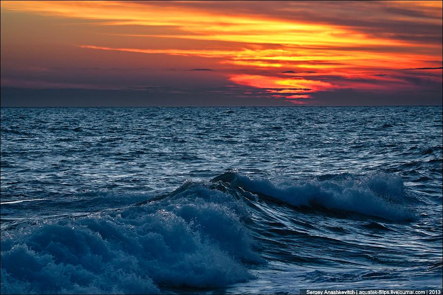 Глубинные проблемы Черного моря