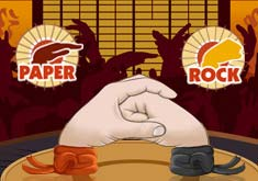 Rock Paper Scissors бесплатно, без регистрации от PlayTech