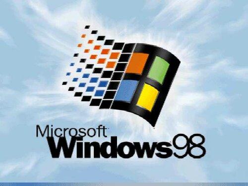 Переустановка Windows 98