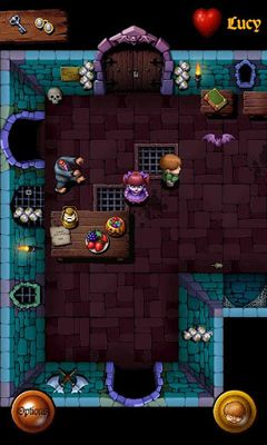 ������� � ���������� ����� / Draky and the Twilight Castle (Android ����)
