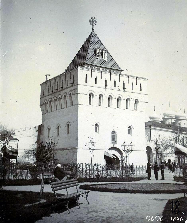 Дмитриевская башня. 1899 г.