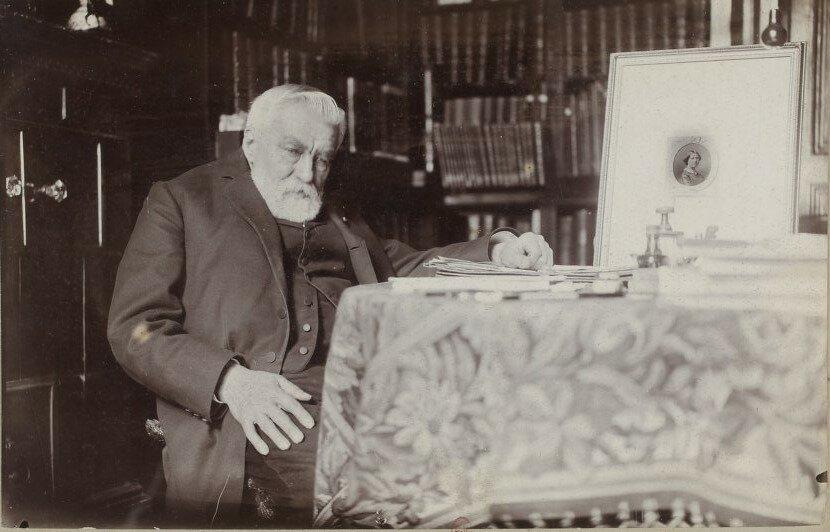 Леопольд Делиль (1826-1910)