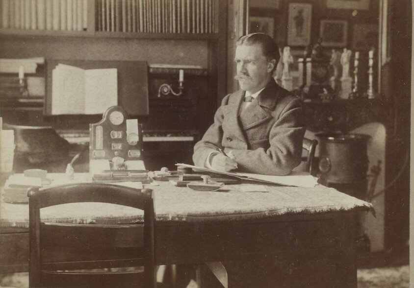 Поль Мари Теодор Венсан д'Энди (1851–1931)