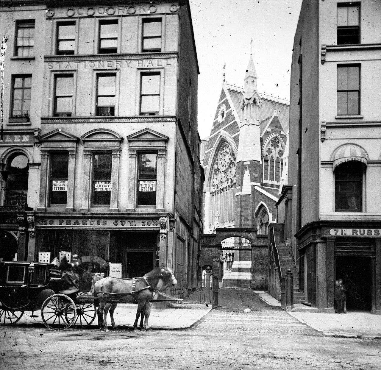 Улица Патрика,70 в Корке 1865 г.