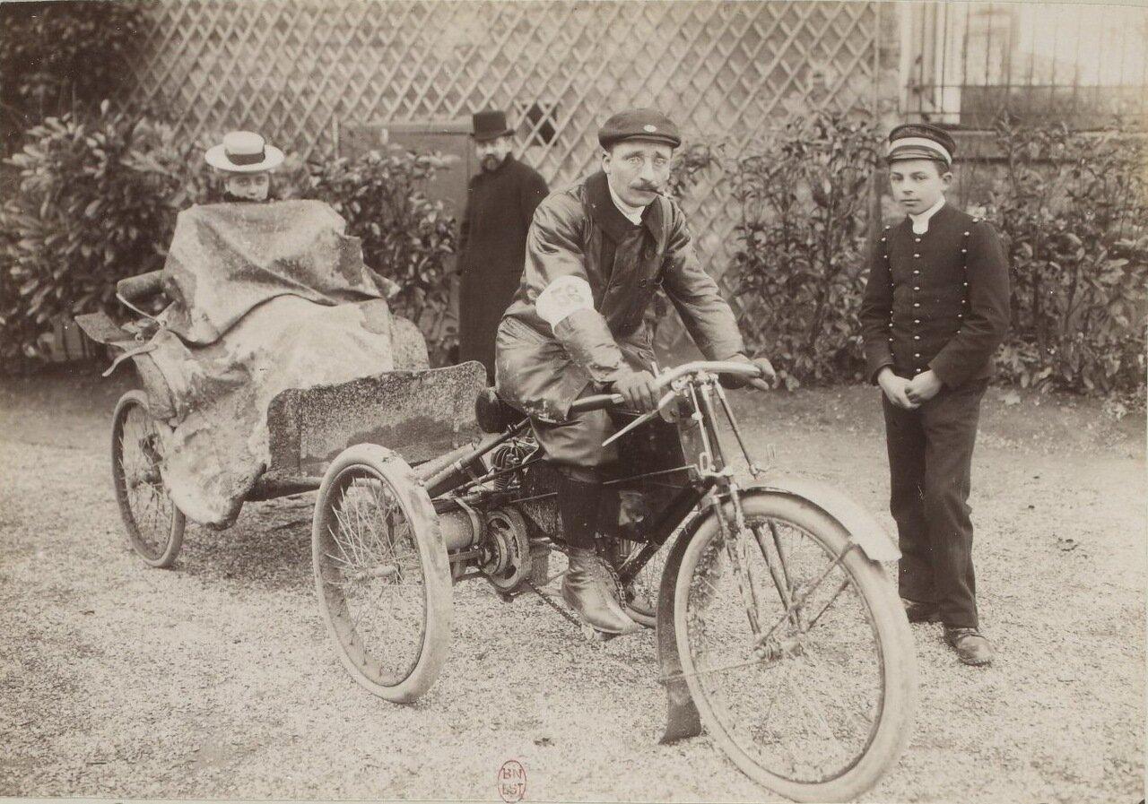 Ралли 11 декабря 1898 г.