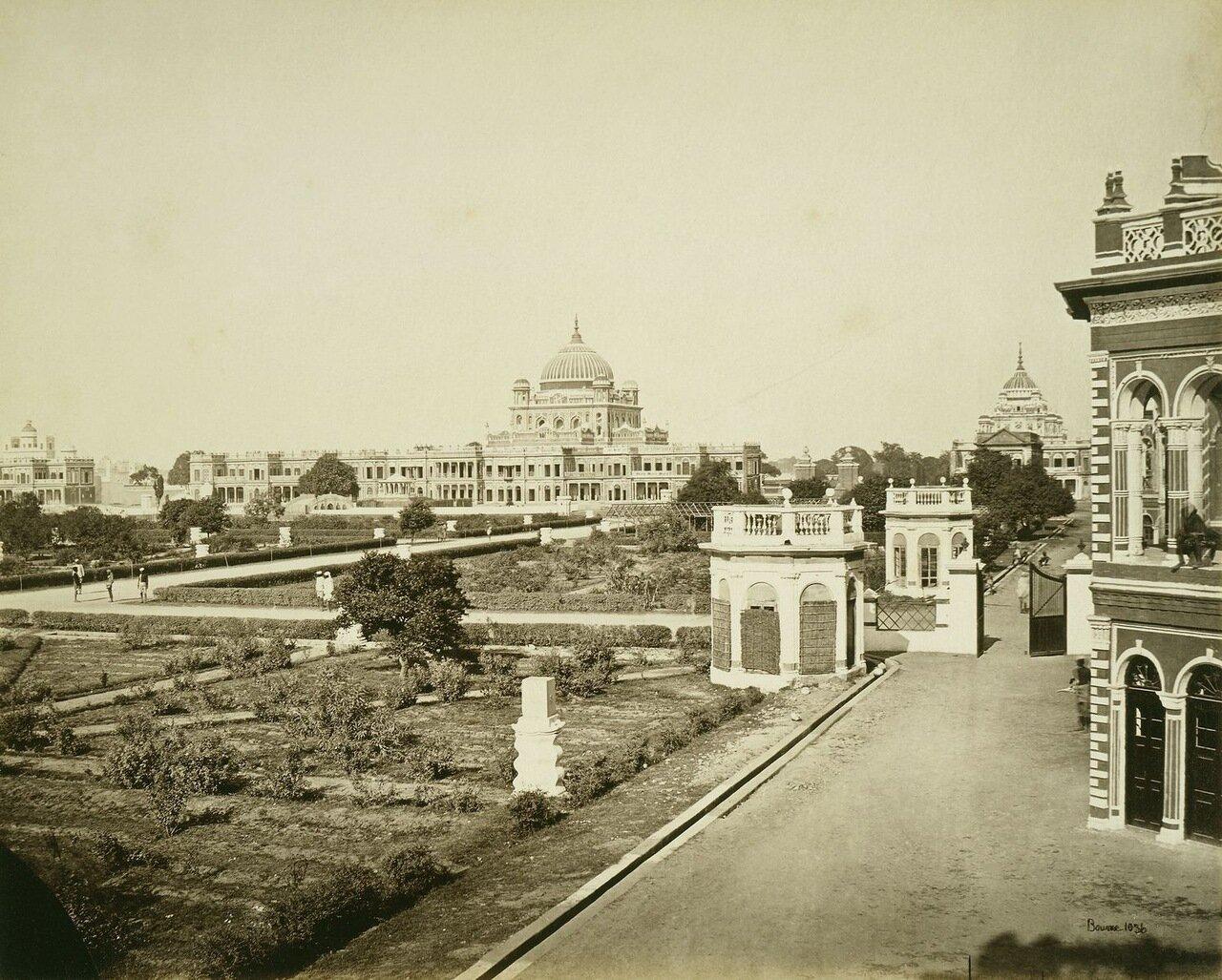 Дворец Кайзер Бах, Лакхнау, Индия