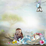 Скрап-набор Easter