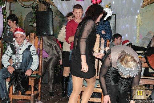 Новый 2013 Год в кафе-баре Пивна Хата. Карнавальная ночь