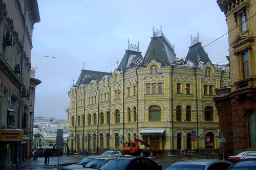 Москва. 1 января