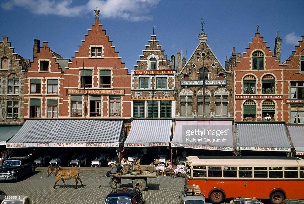 1955 Bruges Luis Marden.jpg