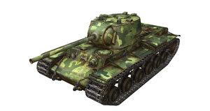 WoT skins тяжелого танка КВ-1