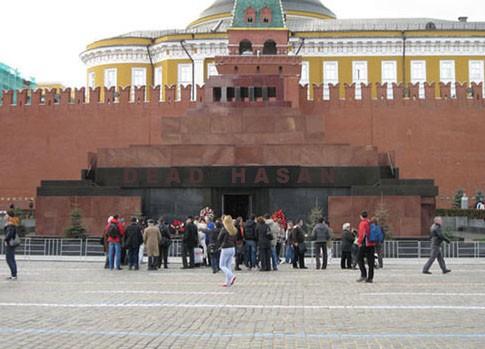 Москва всех примет.