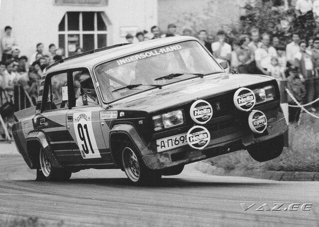 авто СССР гонки