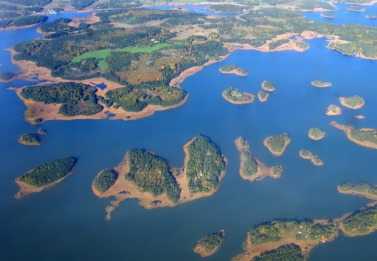 Путешествия: Островные и Водные части Мира.