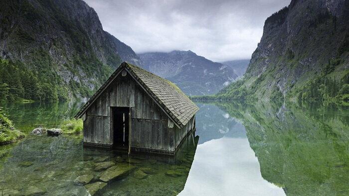 Самые красивые заброшенные места в мире