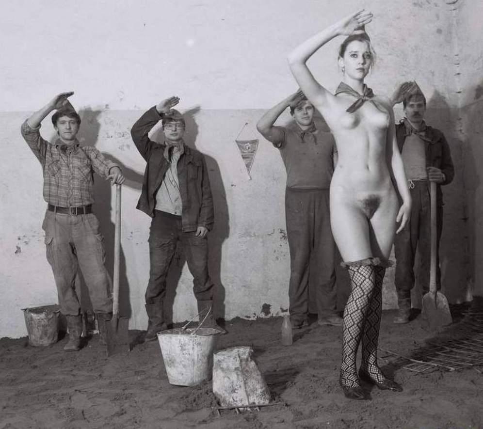 Ретро порно в пионерском лагере 9 фотография