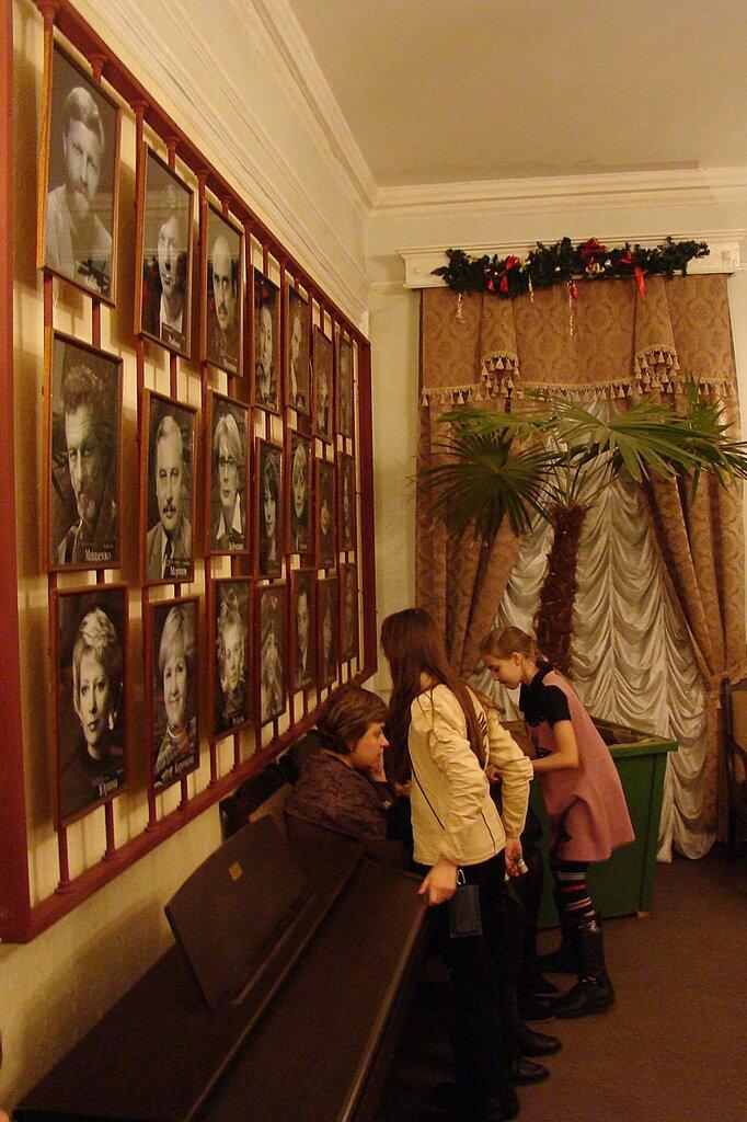 Красноярский театр им. А. С. Пушкина. 09.01.12