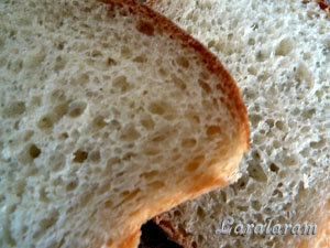 Хлеб - домашний, тминный с апельсином