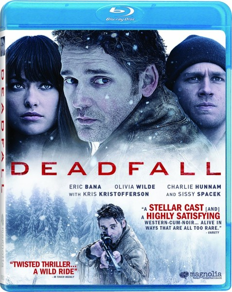 Черный дрозд / Deadfall (2012) BDRip 1080p + 720p + HDRip