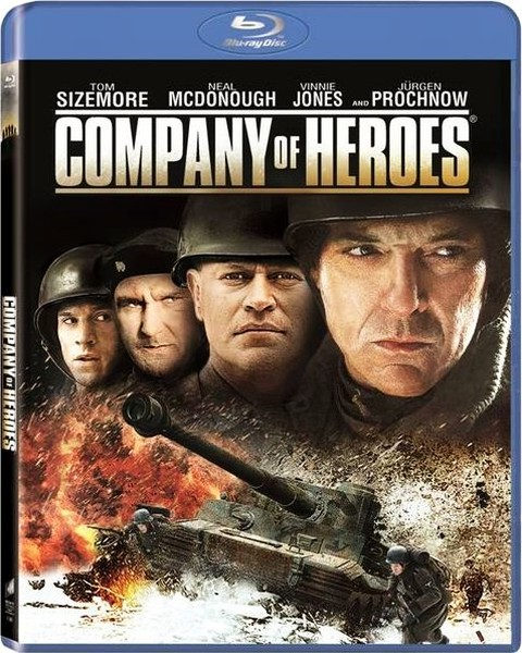 Отряд героев / Company of Heroes (2013) BDRip 720p + HDRip