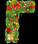 Новогодний,русский алфавит  0_7e8dc_65132f53_S