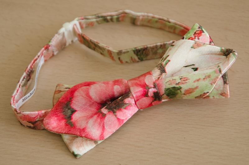 галстук бабочки от анны гришиной
