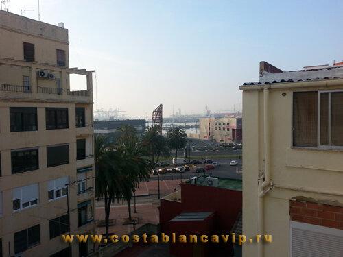 Апартаменты в Valencia, апартаменты в Валенсии, квартира в Валенсии, недвижимость в Валенсии, квартира в Испании, недвижимость в Испании, Коста Бланка, апартаменты на пляже, квартира студия, CostablancaVIP