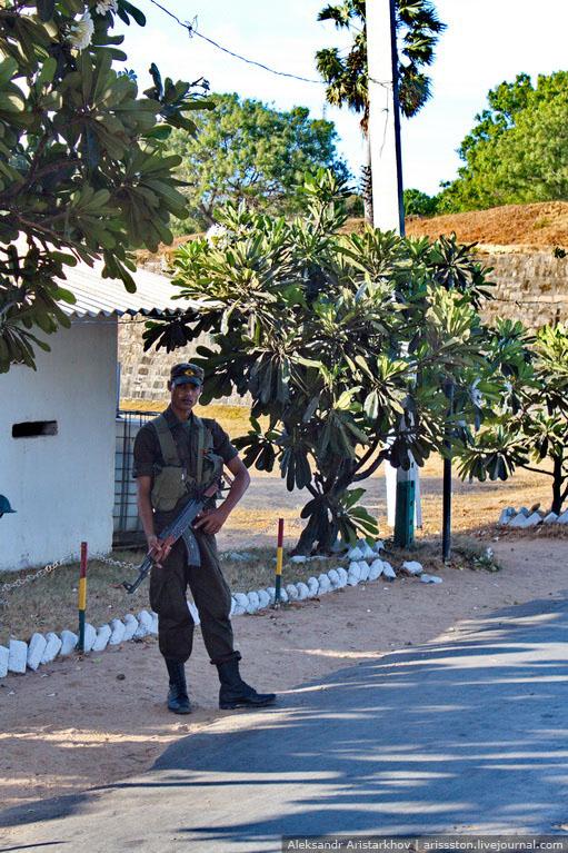 Шри-Ланка_Форт Фредерик_02