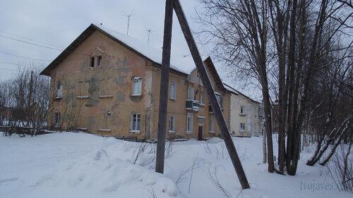 Фото города Инта №2807  Коммунистическая 3 и 2 31.01.2013_13:28