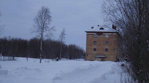 Фотография Инты №2823  Южная сторона Гагарина 9 31.01.2013_13:31